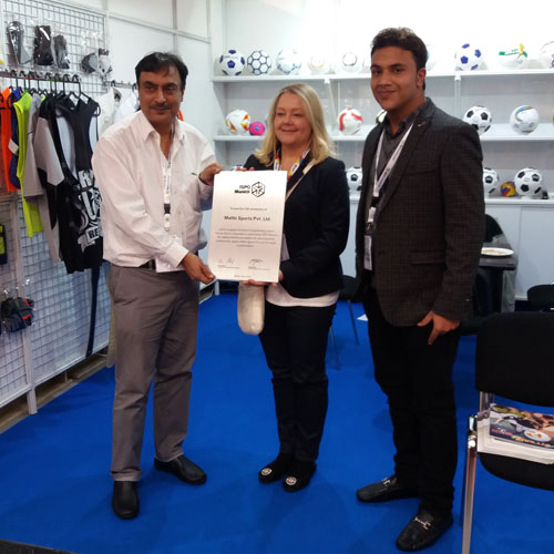 70 years excellency award from ISPO Germeny