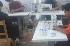Machine Sewing 6