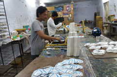 Silk Screen Printing 4